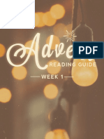 Advent Reading Guide Week 1
