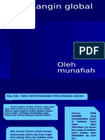 Ppt Pola Angin Global Munafiah