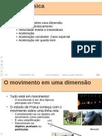 Aula03a FC O Movimento 1D