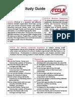 fccla-study-guide