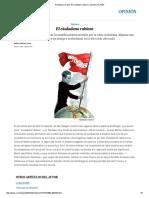 Protestas Sociales_ El Ciudadano Rabioso _ Opinión _ EL PAÍS