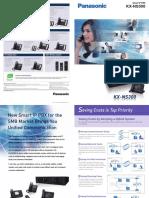 Panasonic KX-NS300 Brochure