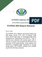 PAWEES2016 Daejeon StatementVer1.docx