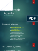 Dr HALIA Neurotropic Agents