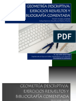 Geometria descriptiva 2016