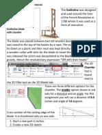 guillotine chamfer  tutorial1