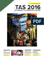 Programa Fiestas 2016
