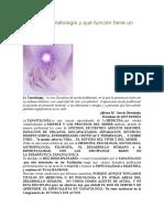 Tanatología y Que Función Tiene Un Tanatólogo