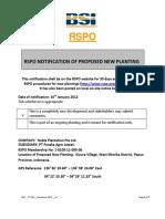 1 RSPO Notification of New Planting_PT PAL_December 2011_v0-Signed