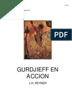 Reyner J H - Gurdjieff en Accion