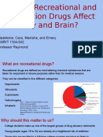 copy of how does recreational and prescription drugs affect the body and brain
