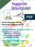 Equipo Extraccion Liq-liq