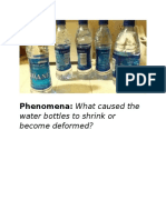 phenomena matter unit