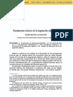 Dialnet-FundamentosTeoricosDeLaImputacionObjetiva-46421