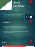 Malaysian Smart School