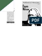 Filosofía y Marxismo