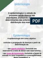 Saúde Pública - epidemiologia