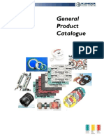 Klinger Product Catalogue 40 Pages April 2014 Final Doc Trusted.worldwide