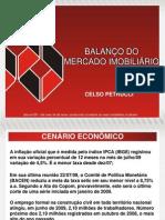 Balanço da Mercado Imobiliario SP