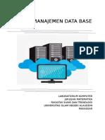 Sampul Data Base