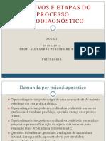 Objetivos e etapas do psicodiagnóstico.pdf