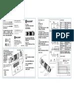 m1x Striker User Manual