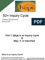 5d  inquiry cycle edad 543