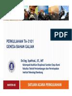2015-TA 3101 Genesa Bahan Galian-Materi 00
