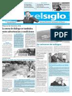 Edición Impresa Elsiglo 22-11-2016 | Venezuela | Donald Trump