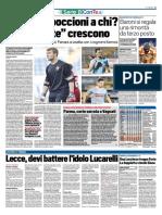 TuttoSport 06-12-2016 - Calcio Lega Pro