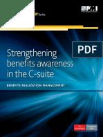 Strengthen Benefits Awareness Csuite
