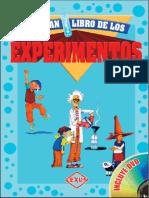 El Gran Libro de Los Experimentos.211p