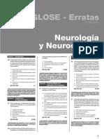 Erratas Neuro