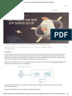 5 Ways to Improve Your Production Web Application Server Setup _ DigitalOcean
