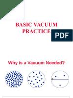 Vacuum Class