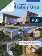 Akshay Urja October 2016