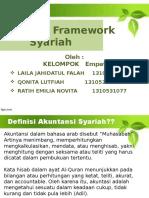 Kelompok 4-Conceptual Framework Syariah