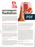Health Effects of Electromagnetic Radiation Mag 3pp
