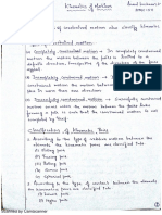 Kinematics Assignment
