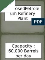 Petroleum Proposal