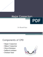 Major Connectors