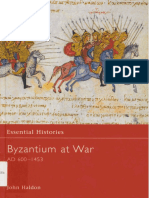 Haldon, J. F.. Byzantium at War, AD 600-1453. 2002. 0415968615. (ROUTLEDGE) (OCRed Images)
