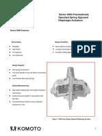 09.Diaphragm Actuator