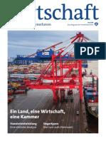 Wirtschaft in Bremen und Bremerhaven 01/2016