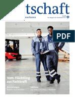 Wirtschaft in Bremen und Bremerhaven 11/2016