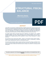ITAU Working Paper 6 Fiscal 1