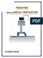 Pediatric Mechanical Ventilation
