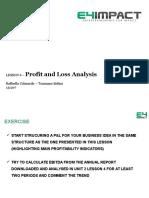 FP1 Unit 6 DL Analysing a P&L 160101