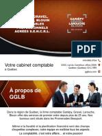 GGLB, firme comptable à Québec