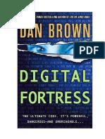 Digital Fortress Ebook Epub
